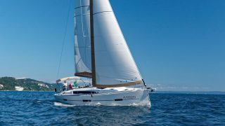 Durfour 412 sailing yacht