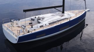 Durfour 470 sailing yacht