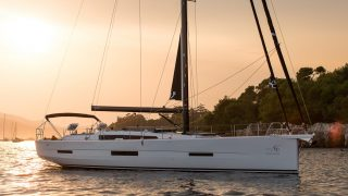 Durfour 56 sailing yacht