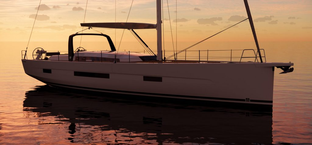 Durfour 47 sailing yacht