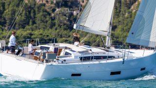Durfour 430 sailing yacht
