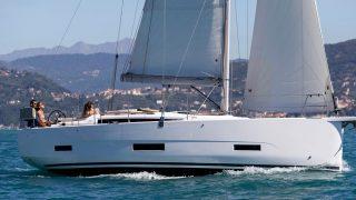 Durfour 390 sailing yacht