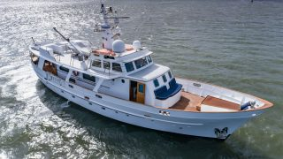 Classic 74 Motor Yacht